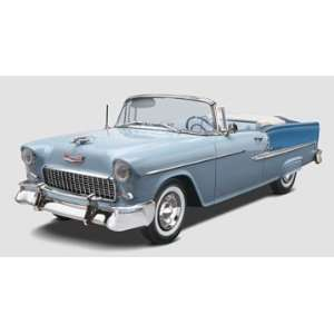 Revell 125 55 Chevy Bel Air Convertible Toys & Games