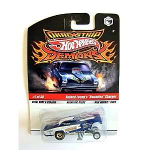 Hot Wheels Drag Strip Demons Roland Leongs Hawaiian Charger Dodge 7