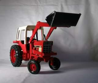 International Harvester Tractor with Front End Loader