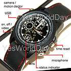 676.1 WATERPROOF MOTION DETECT SPY WATCH CAM 1600x1200