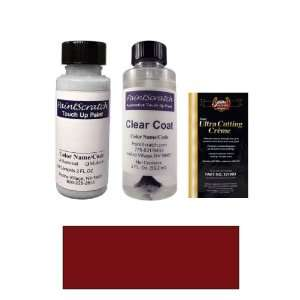Oz. Barolo Red Metallic Paint Bottle Kit for 2009 Mercedes Benz CLS