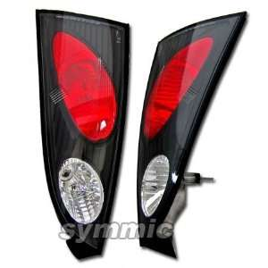 Ford Focus ZX5 Tail Lights Black Altezza Taillights 2000
