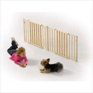 Midwest Pets Extra Wide Rail and Baluster Pet Gate 2924WEW