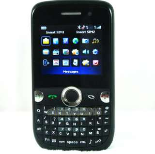 New Quad Band Unlocked DUAL SIM TV MP4 FM AT&T T Mobile gift L223