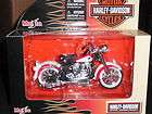 HARLEY DAVIDSON 1 18 DIECAST 1958 FLH DUO GLIDE MOTORCYCLE items in