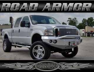 99 04 Ford F250/F350 Road Armor Pre Runner Front Bumper