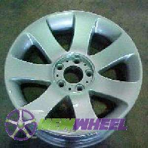 Factory Alloy Wheel BMW 7 Series 02 08 18 59539