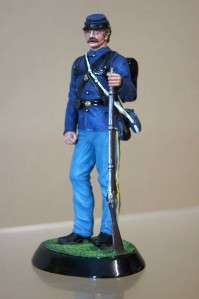 ALMOND SCULPTURES STADDEN UNION SOLDIER AMERICAN CIVIL WAR STUDIO