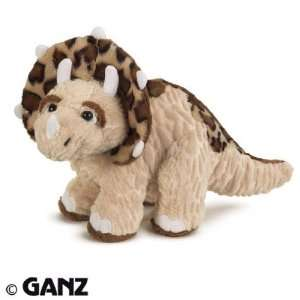 Webkinz Virtual Pet Plush   TRICERATOPS Toys & Games