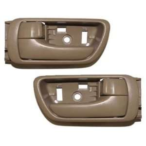 #DS28 02 06 Motorking Toyota Camry Tan Replacement 2