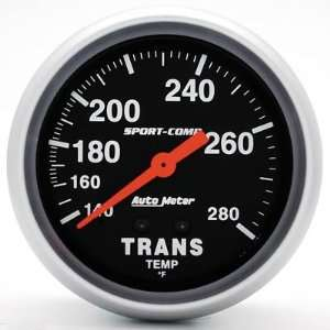 Auto Meter Sport Comp Analog Gauges Gauge, Sport Comp, Transmission