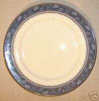 Aynsley Blue Mist China Bread Plate 6 5/8
