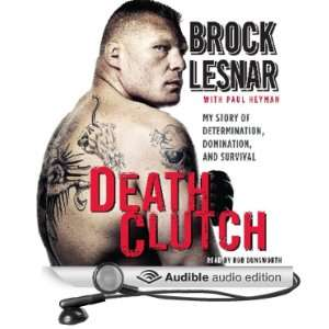 Survival (Audible Audio Edition) Brock Lesnar, Dunsworth Bob Books