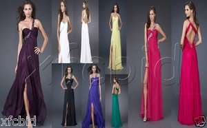 Evening formal ball dress gown wedding dress party prom