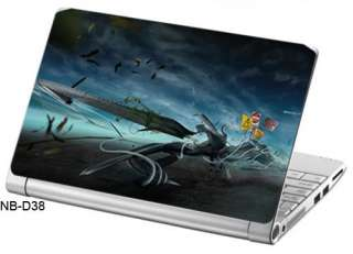 NETBOOK Eee PC Laptop Notebook Skin Sticker Decal Cover