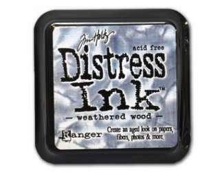 Tim Holtz Ranger Distress Stamp Ink Pad Original Colors