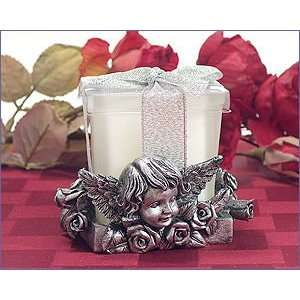 Head With Gift Box Candle   Wedding Party Favors