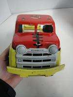 Vintage Wyandotte Chieftan Lines Motor Fleet Transport Metal Toy Truck