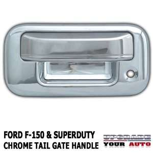 2004 2012 Ford F 150 Chrome Tail Gate Cover Automotive