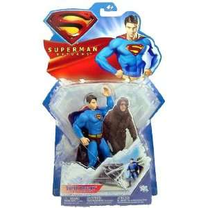 Superman Returns   Super Breath Superman Action Figure Toys & Games