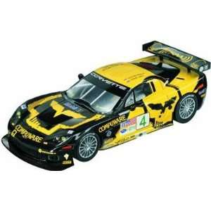 Carrera  Chevrolet Corvette C6R Bad Boys No.4 Digital 124