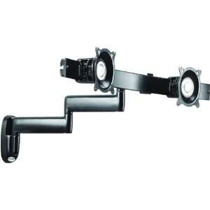 Chief KWD220 Series Flat Panel Dual Horizontal Monitor Arm Wall Mount