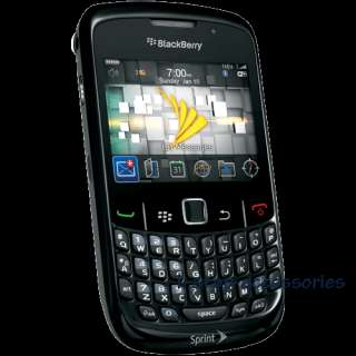 Sprint BlackBerry Curve 8530 Smart Cell Phone GPS 3G 843163054370