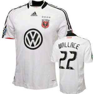 Rodney Wallace Game Used Jersey D.C. United #22 Short