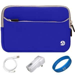 Magic Blue Durable Scratch Resistant Neoprene Sleeve