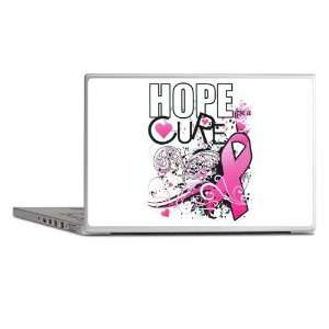 Laptop Notebook 8 10 Skin Cover Cancer Hope for a Cure