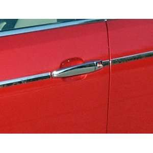 2010 2011 Cadillac CTS Sport Wagon 8pc Chrome Door Handle