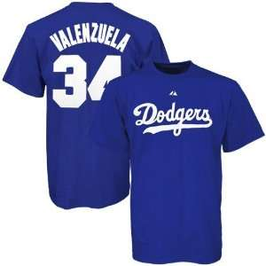 Fernando Valenzuela Majestic Cooperstown Throwback Player