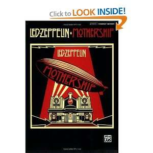 Zeppelin Mothership (Drum Transcriptions) [Paperback] Staff Books