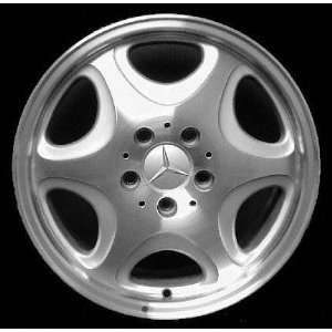 98 99 MERCEDES BENZ S600 s 600 ALLOY WHEEL RIM 16 INCH, Diameter 16