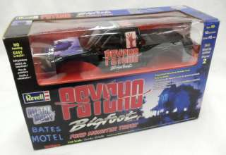 Psycho Bigfoot Monster Truck, Revell Metal Body Model