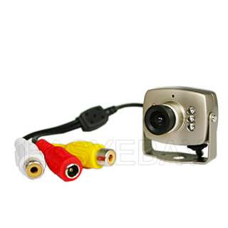 Mini Color CCTV DIGITAL Secruity Surveillance Spy Camera Wired,M4