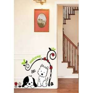Under a Tree Wall Sticker Decal for Baby Nursery Kids Room Baby