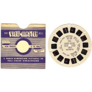 Vintage 1943 1946 Sawyers View Master Reel #196 Grand
