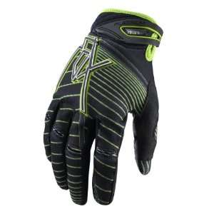 Fox Racing Platinum Graphic Vamplifier Gloves Sports