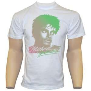Pop Art Products   Michael Jackson T Shirt Halftone (XL