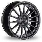 17 OZ Racing Superturismo LM Alloy Wheels & Nankang Tyres   VW