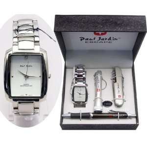 Wonderful Paul Jardin Mens Watch Gift Box Set Everything