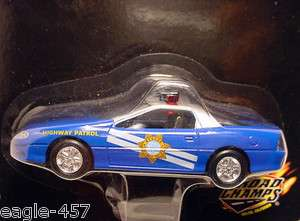 ROAD CHAMPS   1999 CHEVROLET CAMARO   NEVADA HIGHWAY PATROL CAR