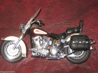 Franklin Mint Harley Davidson Heritage Softail Classic