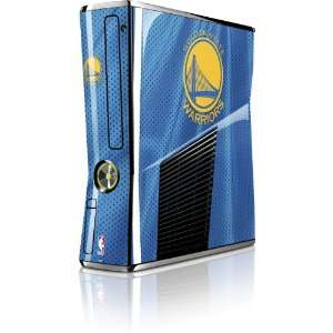 Skinit Golden State Warriors Jersey Vinyl Skin for Microsoft Xbox 360