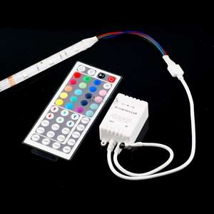 44 key DC 12V Infrared Remote Controller LED Lights New