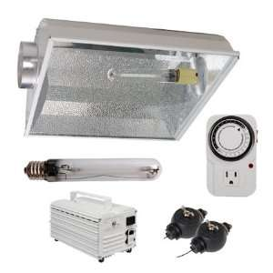 600 Watt HPS Grow Light Air Cooled Reflector Switchable