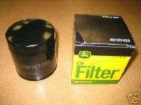 Case of John Deere Kawasaki Engine Oil Filters–AM107423