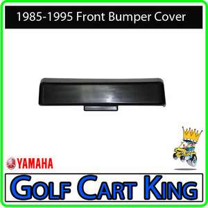 G2, G9 Front Bumper Cover Gas and Electric Golf Carts/Car