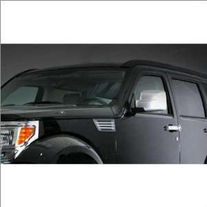 SES Trims Chrome Mirror Covers 07 11 Dodge Nitro